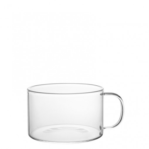 Glas mit Henkel 200ml