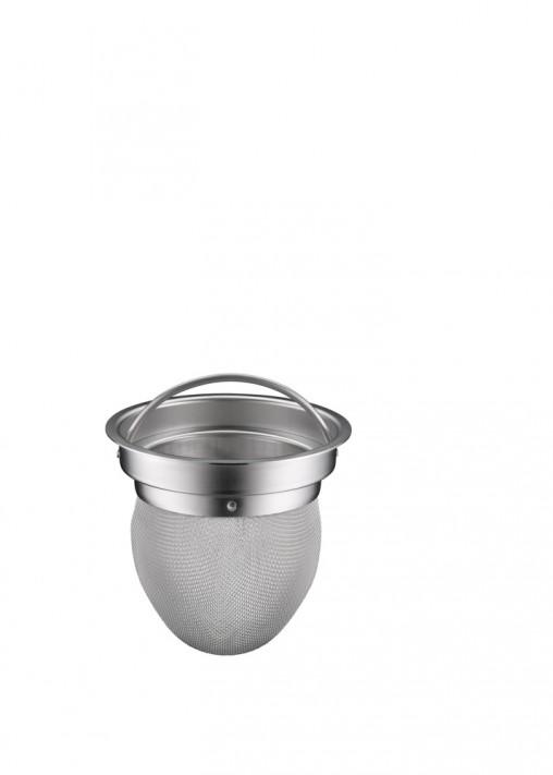 Teesieb, für Teekanne doppelwandig 0,6 l