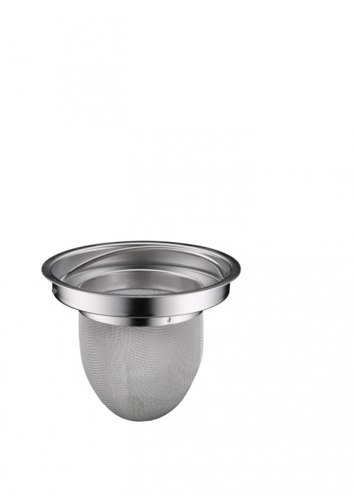 Teesieb, für Teekanne doppelwandig 1,2 l