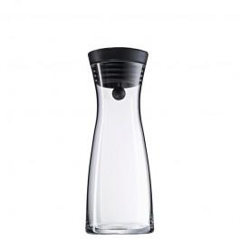 Wasserkaraffe 0,75 L schwarz Basic