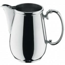 Milchkanne 0,6L Classic versilbert