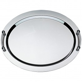 Tablett, oval Bistro