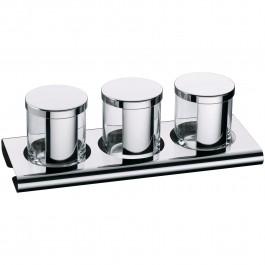 Buffet-Set, Glas Neutral