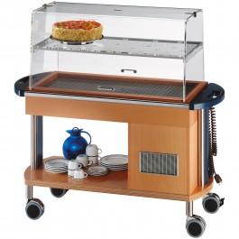 Kuchenwagen Bistro