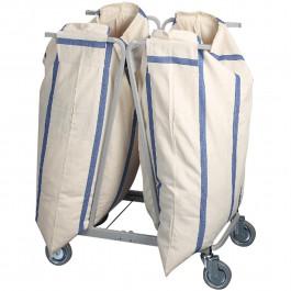 passend für 2 Wäschesäcke Standard