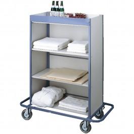 Roomservicewagen taubenblau/lichtgrau, groß Standard