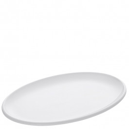 Platte oval 33 x 22 cm