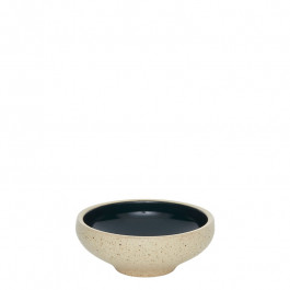 Dip Schale rund LAGOON bicolor dunkel Ø 8,5 cm