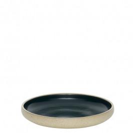 Schale rund LAGOON bicolor dunkel Ø 16 cm