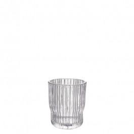 Glas klar h 9,6 cm