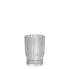 Glas klar h 12 cm