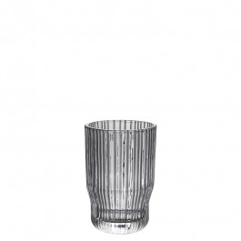 Glas rauch h 12 cm