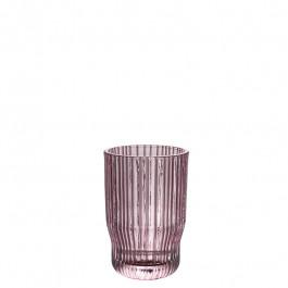 Glas rose h 12 cm