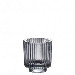 Glas rauch h 8,5 cm