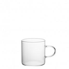Glas mit Henkel 120ml