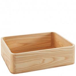 Box Holz L (Esche) 30x24x10 cm