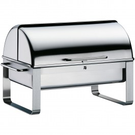 Chafing Dish, 1/2  rolltop cover Economy