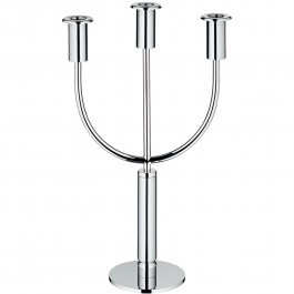 Candelabra, 3-branched Pure