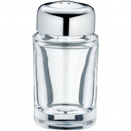 Salt shaker Classic silverplated