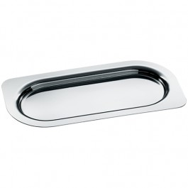 Serving tray, oval Pure