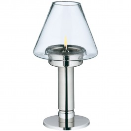 Table lamp with glass Pure