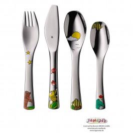 Child's cutlery set 4-pcs. Janosch
