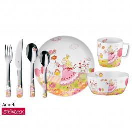 Child's set 7-pcs. Prinzessin Anneli