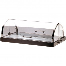 Top for cooling with plexiglass hood Pure