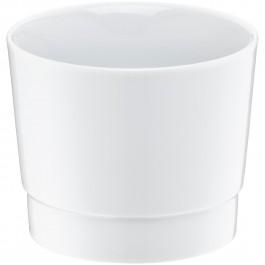 Porcelain cup M low (unit 6 pcs.) CultureCup