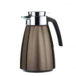 BELL Vacuum jug, 1,0 L chocolate metallic