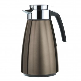 BELL Vacuum jug, 1,5 L chocolate metallic