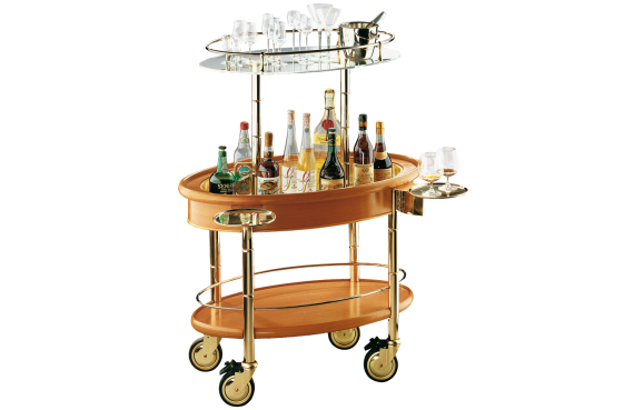 RONDO Serving trolley