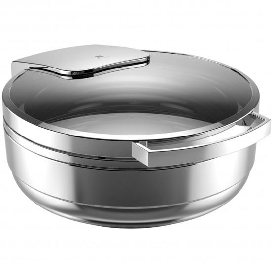 chafing dish manhattan round hot fresh. Black Bedroom Furniture Sets. Home Design Ideas