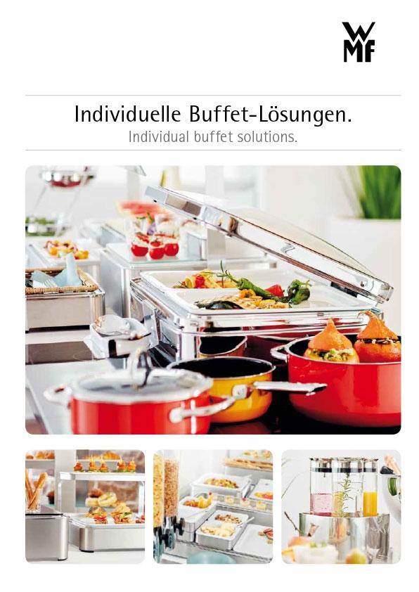 WMF Individuelle Buffet-Lösungen