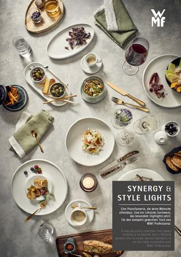 SYNERGY & STYLE LIGHTS Broschüre